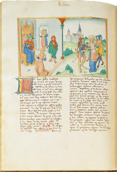 Bible Historiale, angeboten von Tenschert