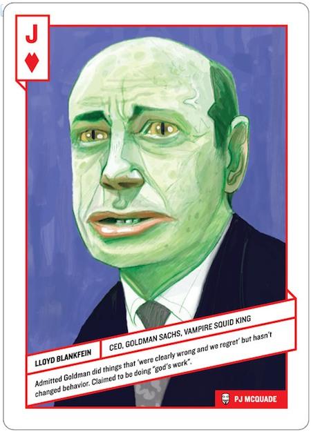 52 Shades of Greed: Lloyd Blankfein. Source: http://52shadesofgreed.com