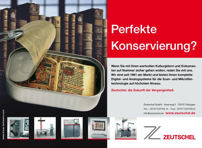 Original-Motiv aus der Zeutschel-Anzeigenkampagne. © Zeutschel.