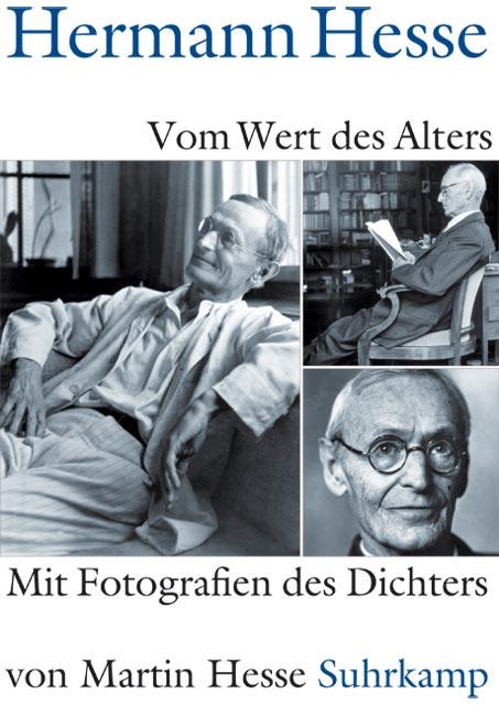 Vom Wert des Alters. Suhrkamp Verlag.