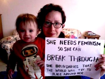 Who needs Feminism? Source: http://whoneedsfeminism.tumblr.com/
