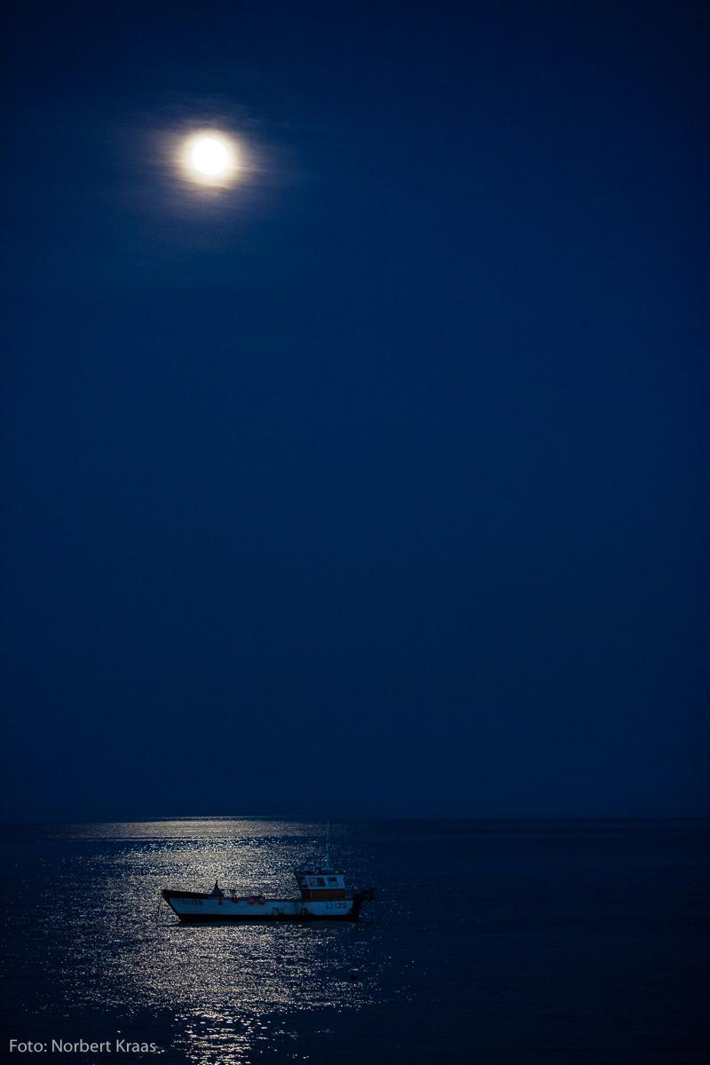 Auch Marcel Proust hat über das Meer geschrieben. Schöne, zauberhafte Sätze. Foto: Norbert Kraas