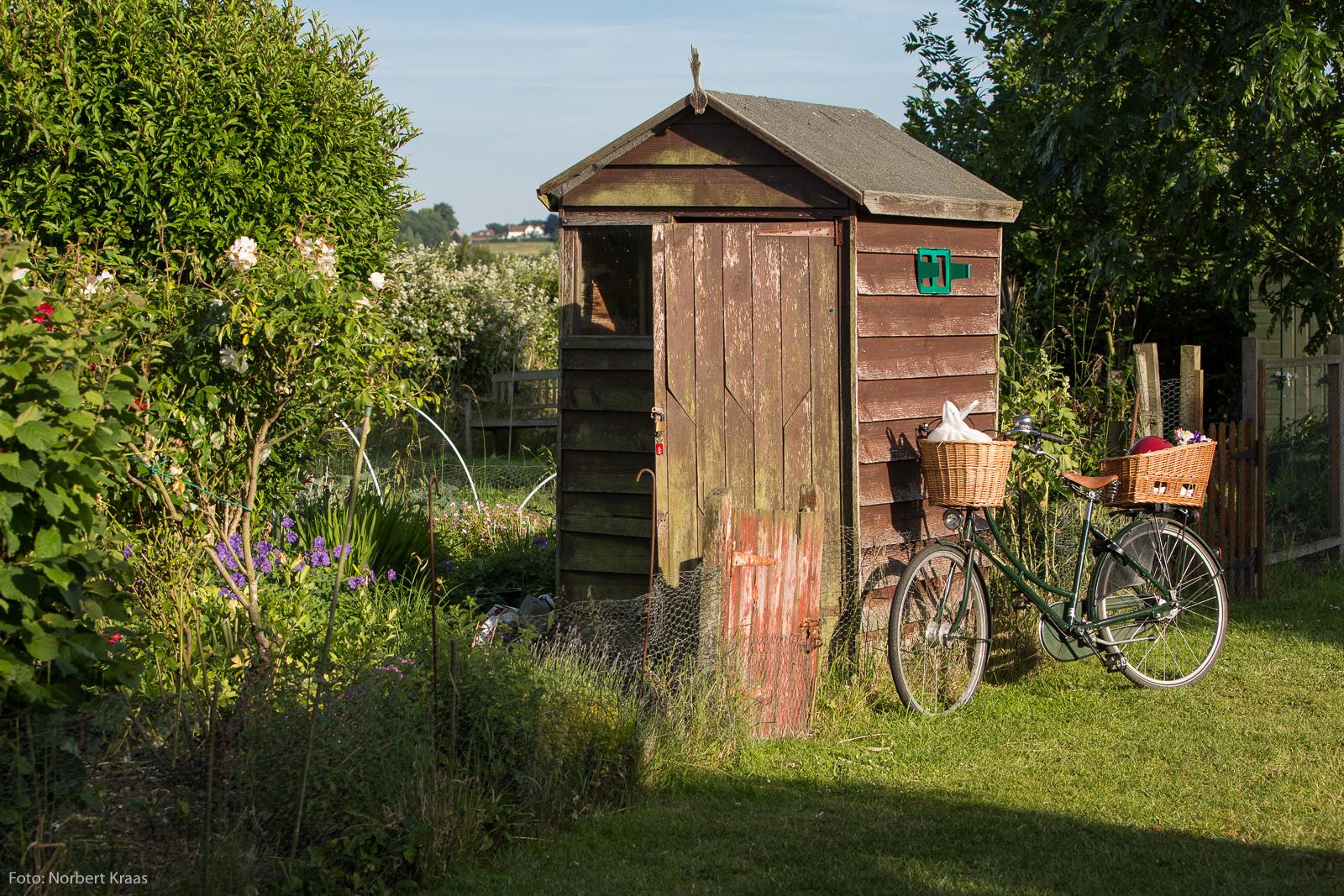 Keine Frage von Reichtum: englisches Gartenglück in Nayland, Suffolk