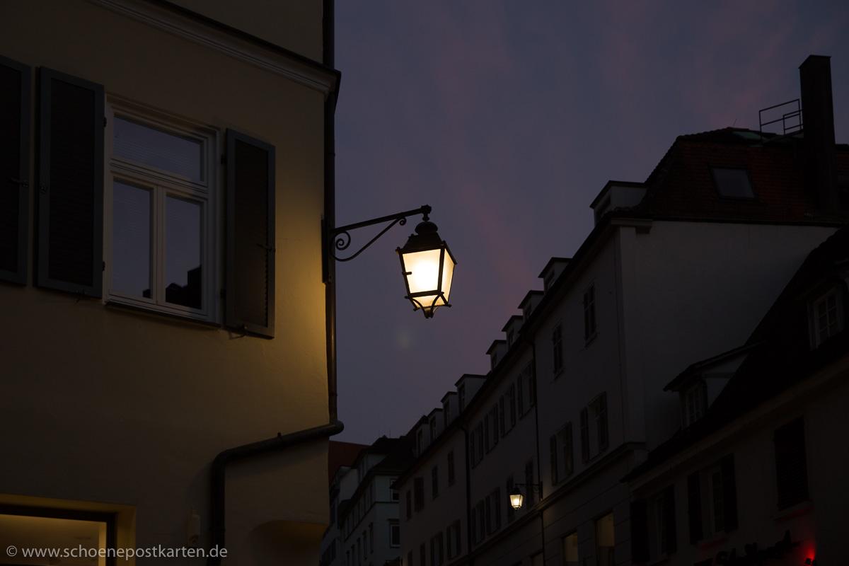 Es waren düstere Zeiten, wenn in Tübingen die Pest ausbrach