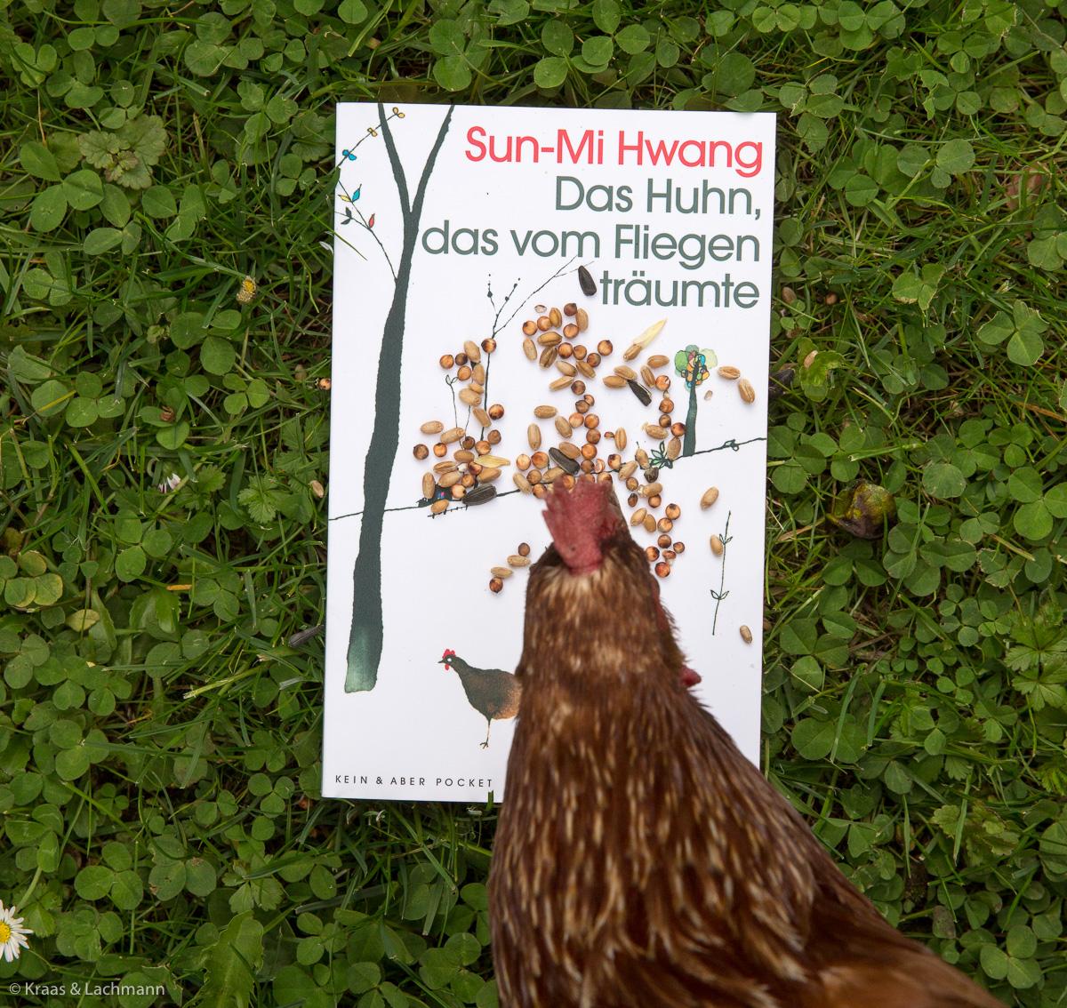 Manche Hühner träumen vom Fliegen, alle träumen vom Fressen