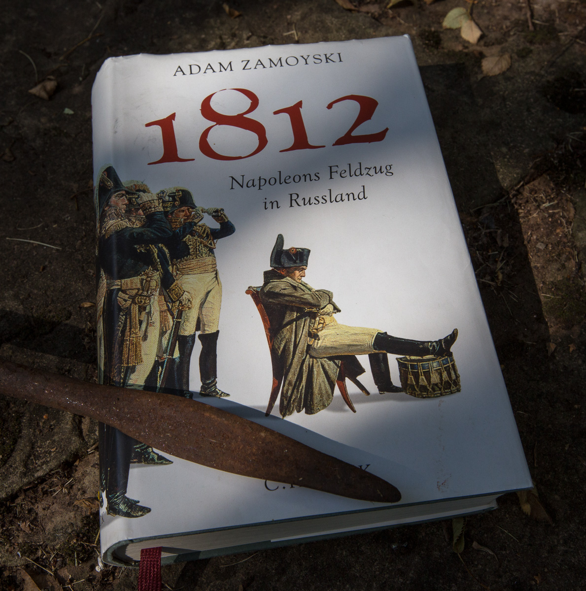 Adam Zamoyski, 1812. Napoleons Feldzug in Russland.
