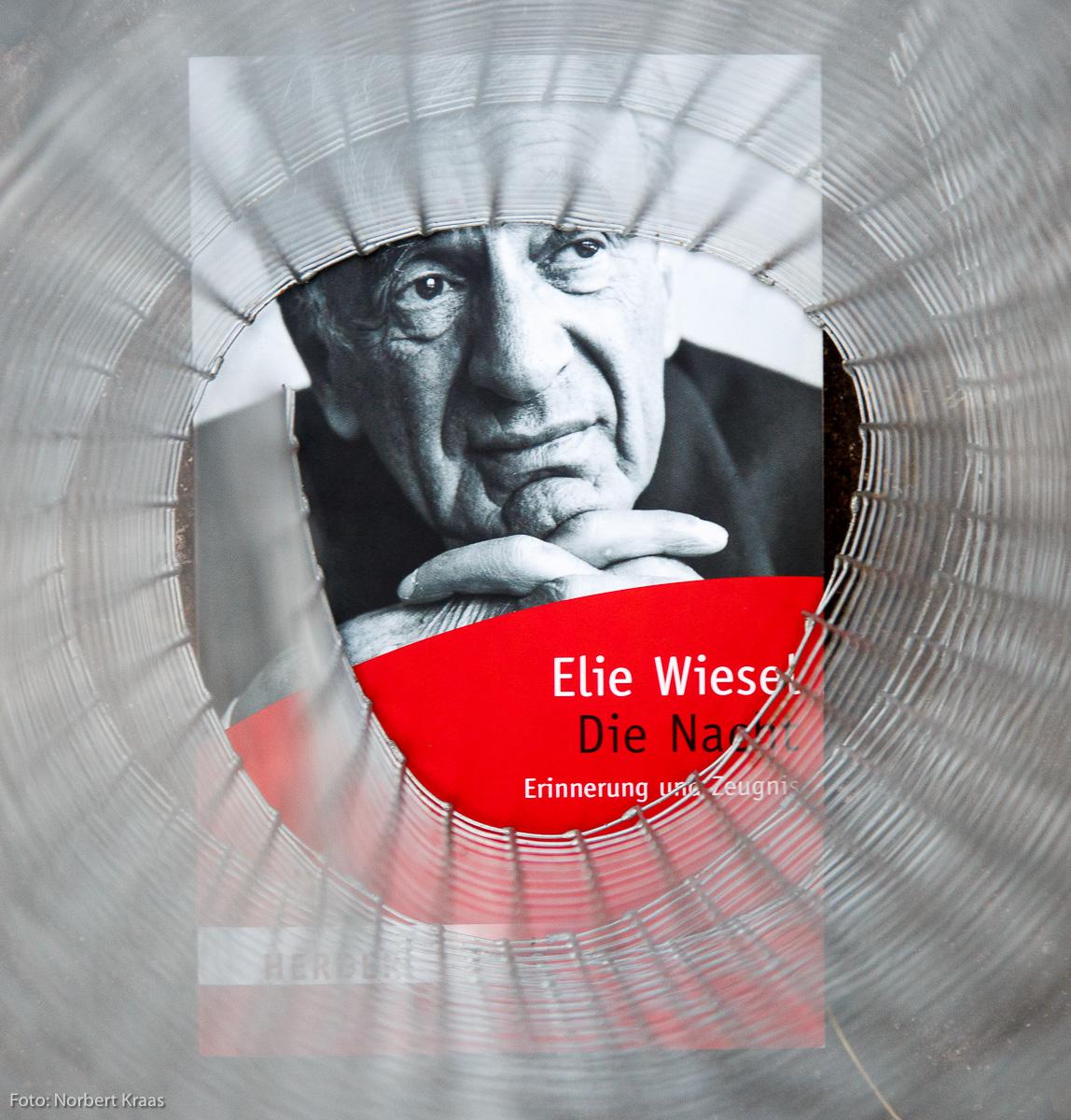 Elie Wiesel: Die Nacht - Erinnerung und Zeugnis, Herder Verlag Freiburg