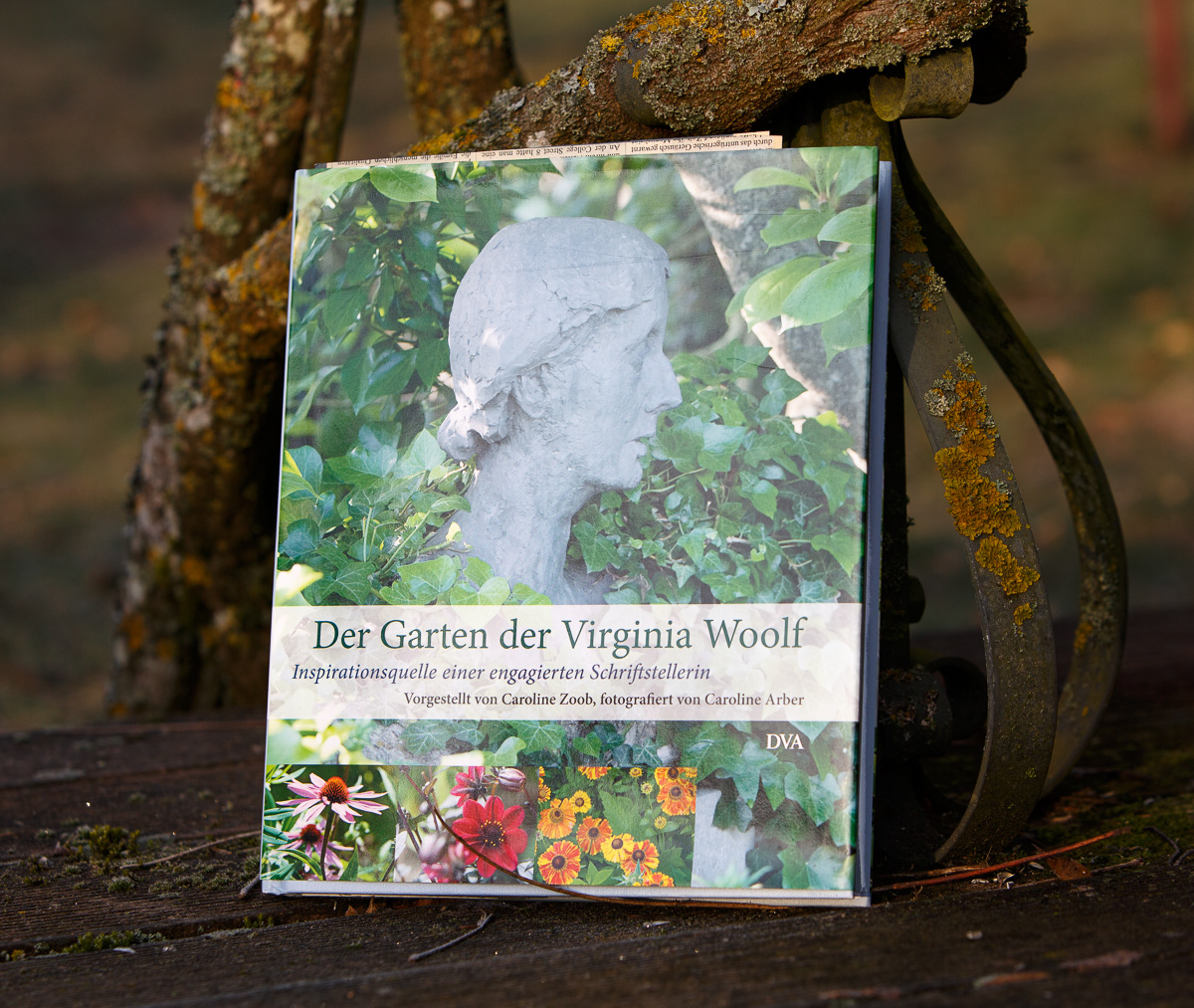 Caroline Zoob: Der Garten der Virginia Woolf