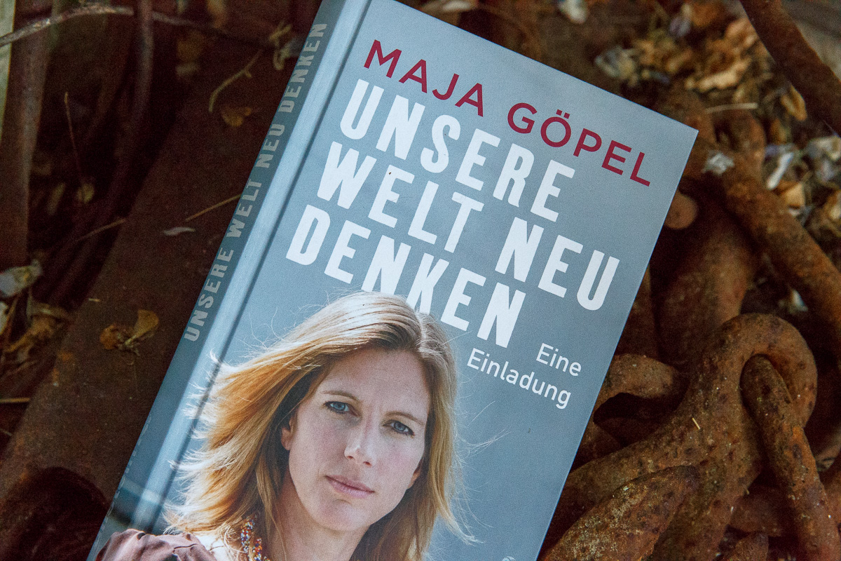 Maja Göpel, Unsere Welt neu denken: Eine Einladung. Ullstein 2020