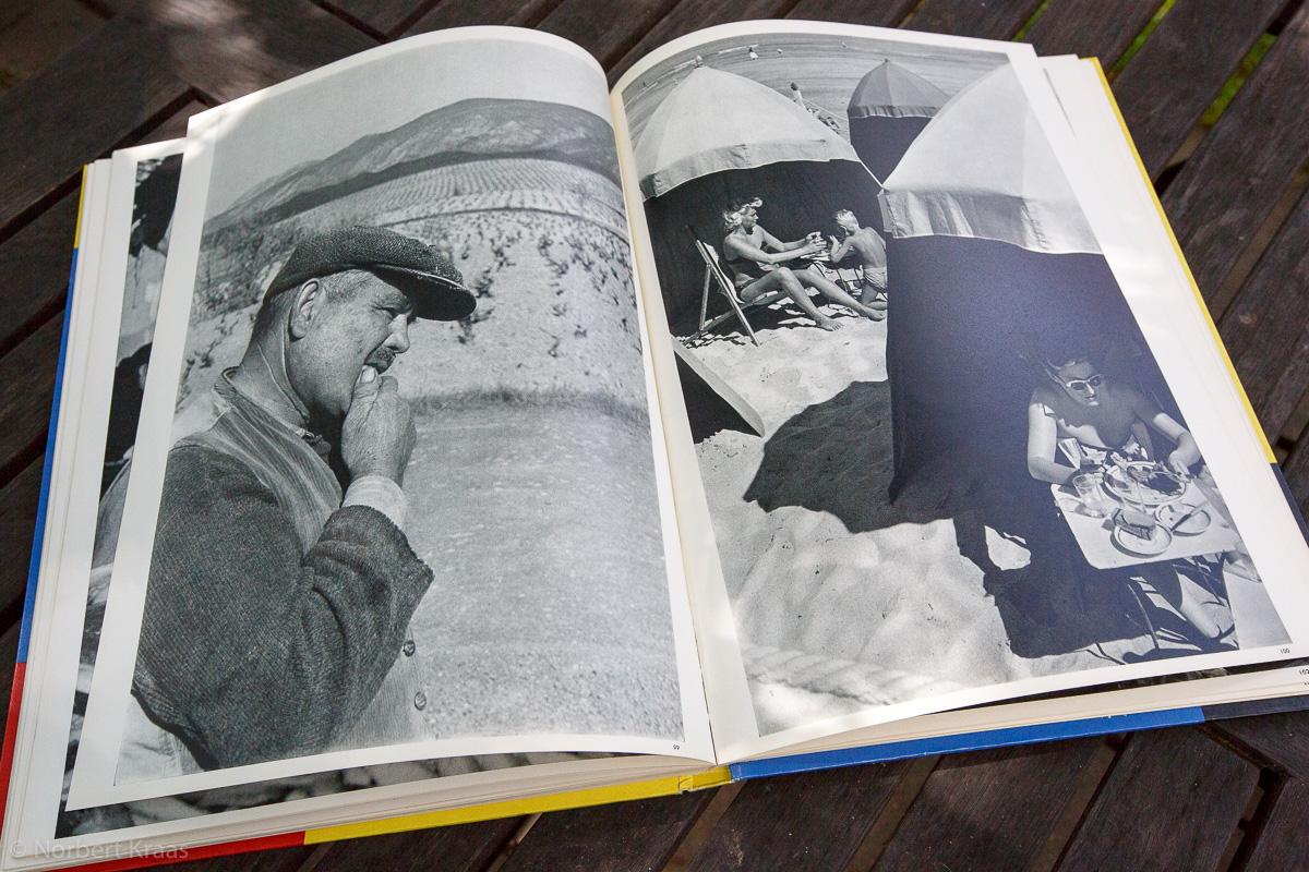 """Abbildung aus dem besprochenen Bildband """"Les Européens"""" von Henri Cartier-Bresson"""