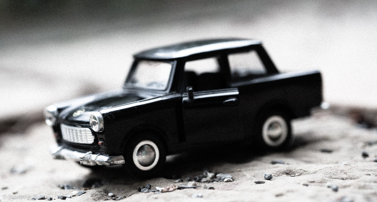 1976 waren 47 Prozent aller PKW auf den Straßen Ostdeutschlands Trabant. Gebaut wurde das Auto bis 1991.