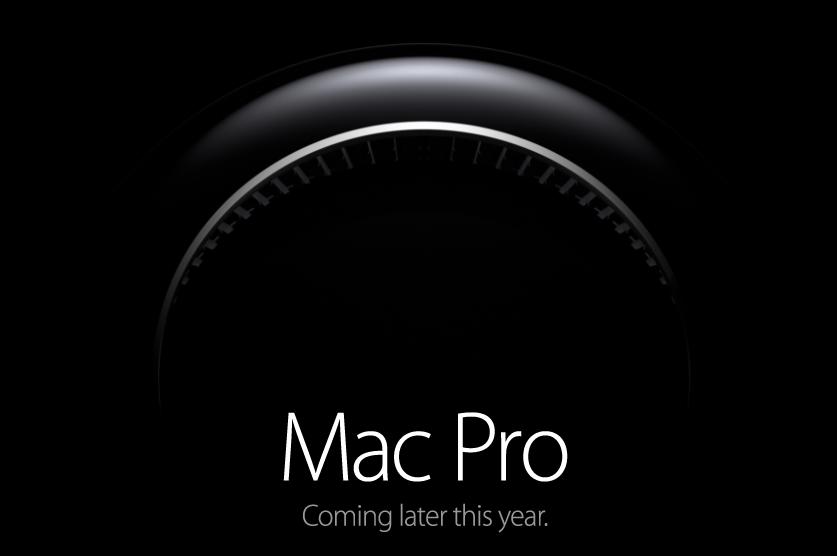 Der neue Mac Pro von Apple. Screenshot: Apple. via www.netztwelt.de