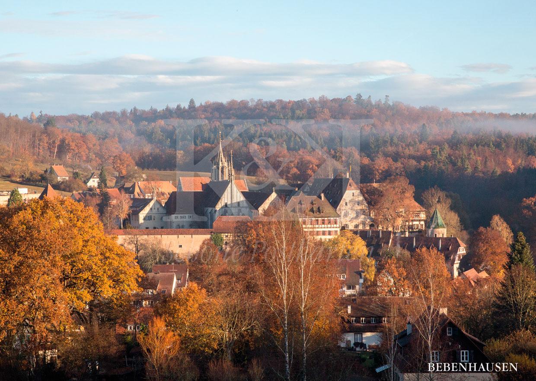 Schöne Postkarte Nr. 231 · Ehemaliges Zisterzienserkloster in Bebenhausen bei Tübingen. © 2018