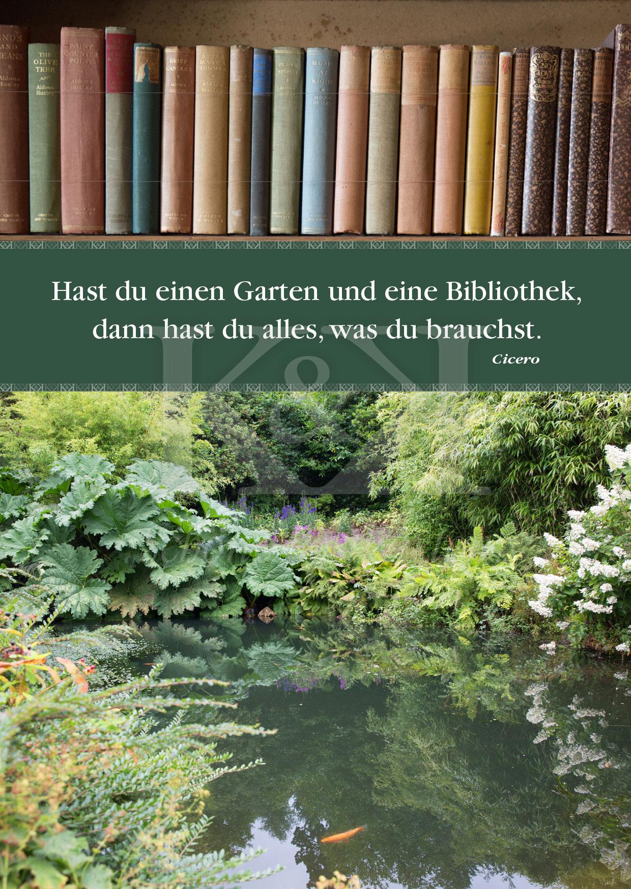 Schöne Postkarte Nr. 9 · © www.schoenepostkarten.de · Tübingen