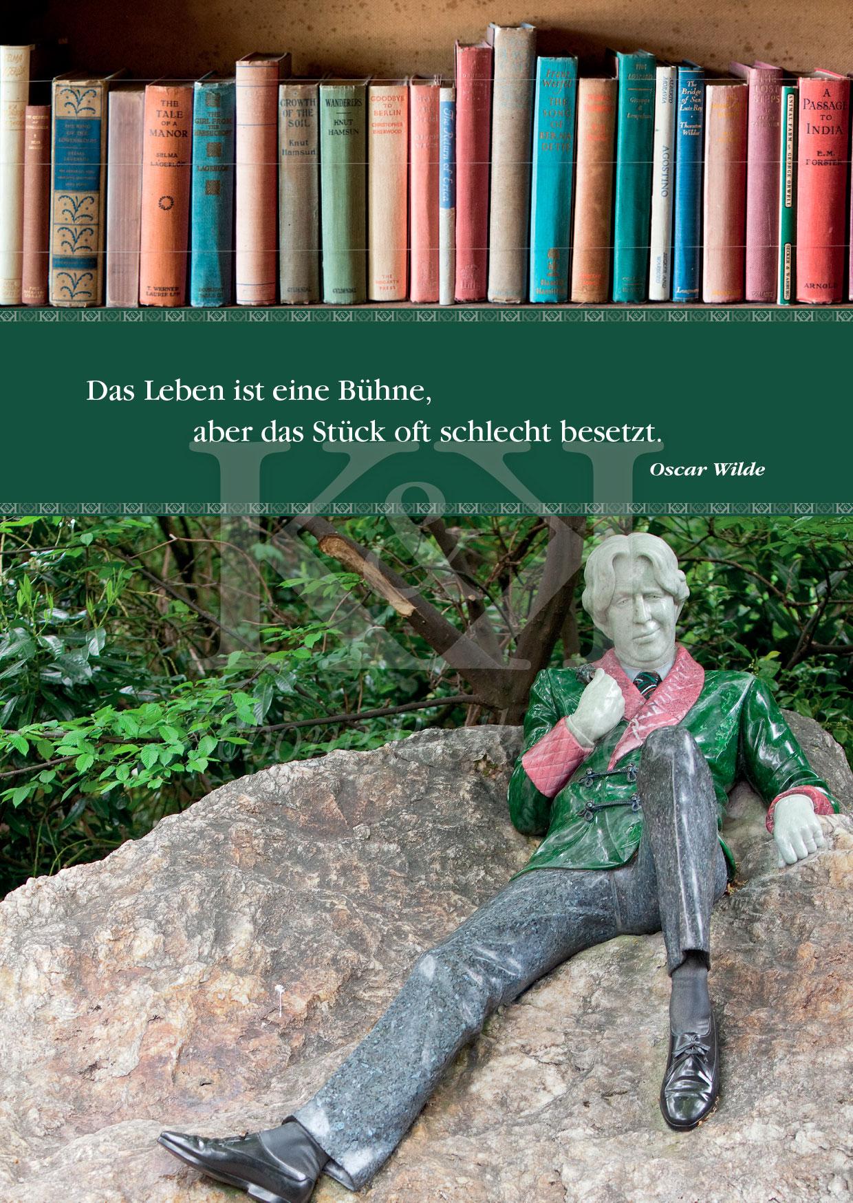 Schöne Postkarte Nr. 52 · Man kann's nicht besser sagen · © www.schoenepostkarten.de