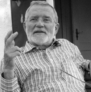 Karl Poralla (30.5.1938 – 21.10.2016): Professor für Mikrobiologie und Künstler