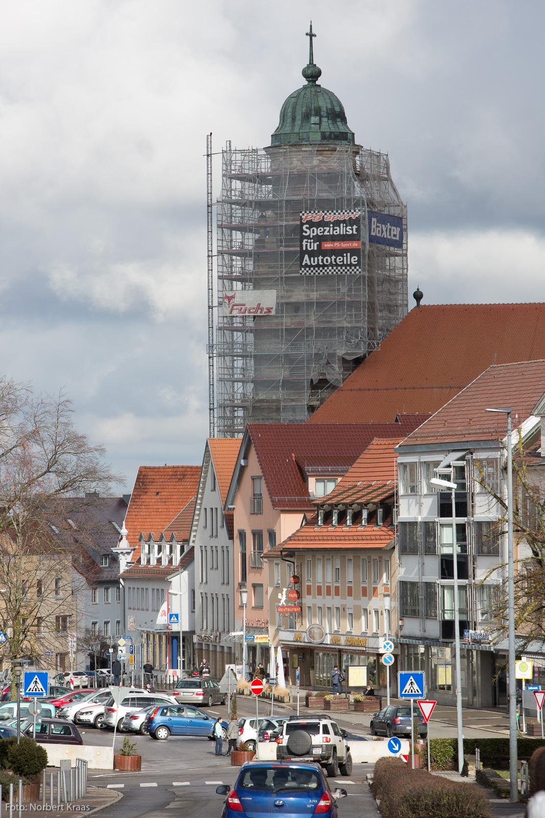 Katholische Stiftskirche St. Jakob in Hechingen